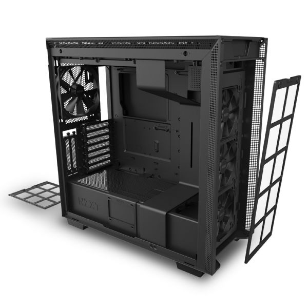 NZXT H710i Matte Black Mid Tower Case